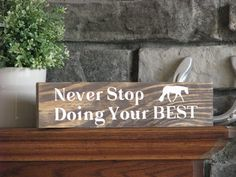 Equestrian Rustic Wooden Sign by LouLou & BonBon. When you make an oops while in the show pen never stop doing your best. Keep on showing to your judge and don't...  Equestrian Motivation | Equine Mantras | Equine Words to Live by | Equestrian Lessons | Avid Equestrian | Equestrian Life | Rustic Wooden Sign | Equestrian Gift | Barn Signs | Horse Decor | Equestrian Decor | Equestrian Gift | Horse Crazy | Horse Show | Horse Showing | Equestrian Words | Equestrian Sayings | Hunter Under Saddle