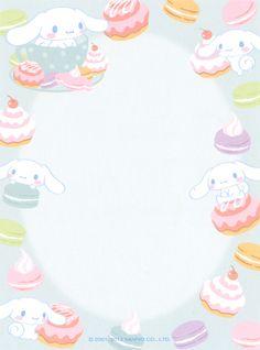 Sanrio Cinnamon Mini Letter Set   crazysugarbunny   Flickr