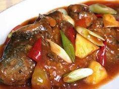 Resep Ikan Goreng Asam Manis - Anda mau tahu rahasia cara membuat ikan goreng asam manis yang enak dan pedas, makanya masuk sini dulu.