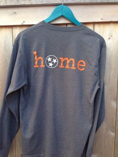 Hey, I found this really awesome Etsy listing at https://www.etsy.com/listing/214308887/tennessee-tristar-home-t-shirt