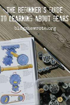 Identify the types of gears and how they work in machines. Find out the characteristics of gears and how they help to do work. Lego Wedo, Lego Mindstorms, Lego Technic, Lego Duplo, Magic Box, Stem Projects, Science Projects, Preschool Science, Science For Kids