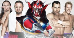 "Find out why Jushin ""Thunder"" Liger is a wrestling legend from Chris Jericho, Daniel Bryan, Samoa Joe and others."