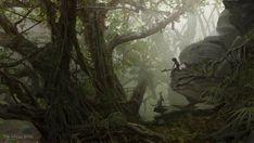 The Jungle Book Art