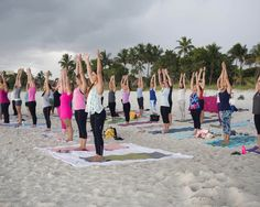 Donation Yoga Naples allows EVERYONE in the Naples community the opportunity to practice yoga through donation based classes in our studio and at the beach!