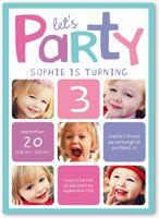 Girl Birthday Invitations & Girl Birthday Party Invitations | Shutterfly | All Items