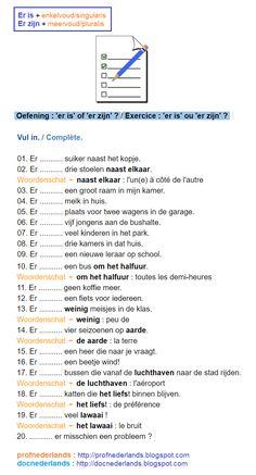 Learn Dutch, Learn English, Dutch Netherlands, Dutch Language, Grammar, Vocabulary, Einstein, Kindergarten, 1