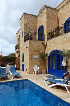 Blue House, Gozo