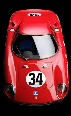 1964 Ferrari 250 LM by Carrozzeria Scaglietti - Silodrome. Possibly my favourite looking Ferrari and the first Ferrari with mid engine format. Ferrari Daytona, Ferrari Ff, Ferrari Racing, Classic Sports Cars, Classic Cars, Maserati, Bugatti, Le Mans, Ford Gt40
