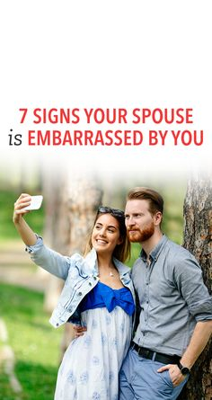 7 signs your spouse