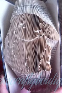 rabbit book folding pattern