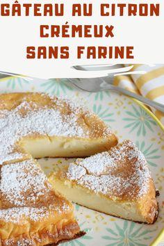 Lemon Desserts, Dessert Recipes, Desserts Citron, Beignets, Ricotta, Cake Factory, Meringue Pie, Cookies, Muffins