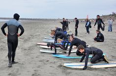 Sweet Summer Project for Surfers