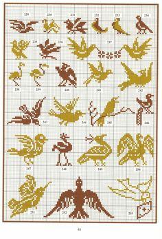 ru / Photo # 37 - 28 - Valentina-A Just Cross Stitch, Cross Stitch Animals, Cross Stitch Charts, Cross Stitch Patterns, Tapestry Crochet Patterns, Needlepoint Patterns, Embroidery Patterns, Crochet Pixel, Crochet Cross