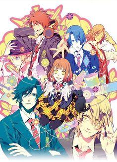 Uta no Prince-Sama anime Uta No Prince Sama, I Love Anime, Me Me Me Anime, Hokusai, The Prince Of Tennis, Tales Of Zestiria, Anime Nerd, Female Anime, Nanami