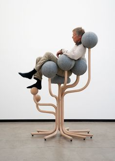 Globe Garden Chair by Peter Opsvik #furniture_design