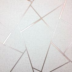 Wallpaper Removal – A Quick and Easy How-To Geometric Wallpaper Rose Gold, Metallic Wallpaper, Textured Wallpaper, Vinyl Wallpaper, Wallpaper Ideas, Home Gym Design, Accent Wall Bedroom, Vinyl Paper, Rose Design