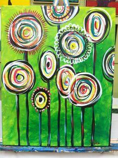 Hundertwasser inspires me!