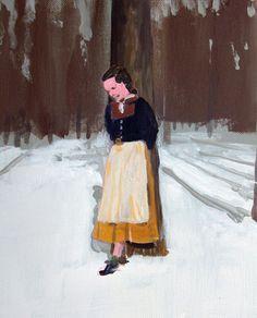 Paintings by David Storey