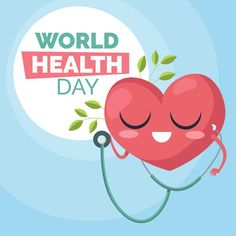 Hand drawn world health day concept Free Vector Casual Party Outfits Men, World Health Day Theme, Event Themes, Love Wallpaper, Colorful Drawings, Event Design, Vector Free, How To Draw Hands, Medical