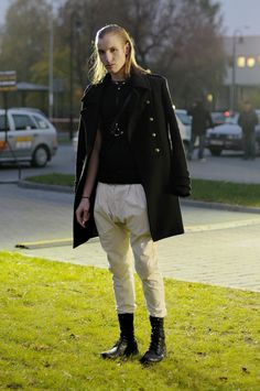 Wojciech, 19 - ŁÓDŹ LOOKS https://www.facebook.com/lodzlooks #fashionweekpoland #fashionphilosophy #lodz #lodzlooks #fashionweek