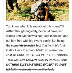 I don't understand how anyone who has watched past the first five episodes does not ship merthur Merlin Show, Merlin Fandom, Merlin And Arthur, Merlin Merlin, Merlin Quotes, Merlin Memes, Merlin Funny, Sherlock Quotes, Movies
