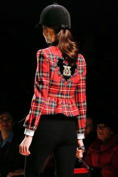 Moschino Fall 2013 RTW - Review - Fashion Week - Runway, Fashion Shows and Collections - Vogue - Vogue