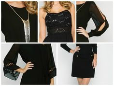 With our Little Black Dresses, it's all in the details. Feel confident yet comfortable while being a hit at any holiday party. Find your perfect LBD starting Nov. 12 at ByerCA.com!