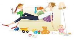Szívás lista a kisgyerekes anyaságról – 2. RÉSZ: Akik megmondják a frankót