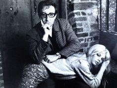 British cinema's glam Sixties couple Peter Sellers and Britt Ekland