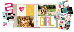 Project Ideas for Simple Stories - SNAP Collection - 4 x 6 Cards - Her