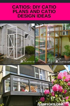 Whether or not to let your cat outside, can be a hard choice for some. How do you make sure they are safe outside considering that they are not used to defending themselves from cars, other animals outside, or even other people? The answer is installing a catio. A catio a patio for cats that is closed with special fencing so that your cat will be safely kept inside. Click to learn more about how to keep your cat safe outside. Cat Presents, Cats Outside, Cat Fountain, Cat Products, Outdoor Cats, Catio, Cat Gifts, Fencing, Cool Cats
