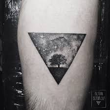 Image result for starry sky tattoo