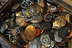 Buckles ~ cool collection ~