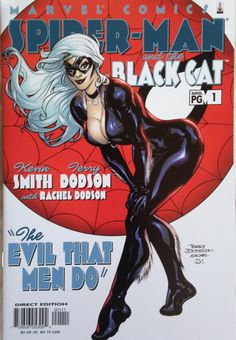 Spider-man and Black Cat Number 1