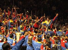 2007 proms - Gustavo Dudamel and the Simón Bolívar Youth Orquestra