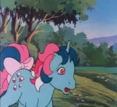 Fizzy, My Little Pony n Friends Original My Little Pony, My Little Pony Movie, Vintage My Little Pony, My Lil Pony, Cartoon Gifs, Animated Cartoons, Human Animation, Disney Princesses And Princes, Special Interest