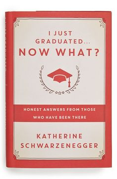"""""""I Just Graduated...Now What"""" - $20"""