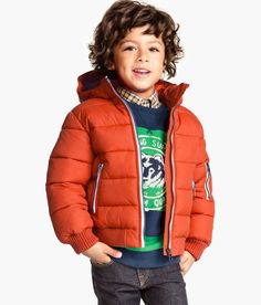 Boys winter coats green 85de3dc70
