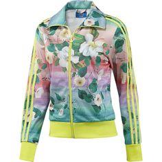 Veste de survêtement Firebird Floralina adidas | adidas France Prochain achat ^^ Thank u Mom ♥