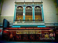 St. James Theatre Balcony - photograph by James Aiken james-aiken.artistwebsites.com #jamesaiken #broadway #newyorkcity