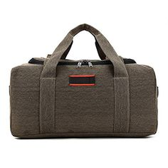 77b278ef2f6 Large Capacity Canvas Travel Totes Men Bags Leather Traveling Luggage  Handbag Tote Shoulder Waterproof Bag Duffle
