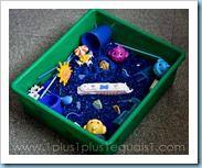 All about montessori sensory bins and other Montessori methods