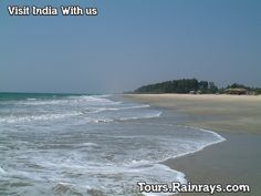 Tourist Attraction India: Varca Beach Goa | morning view