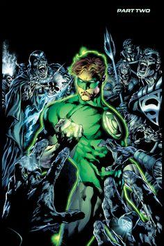 Green Lantern - Blackest Night by Ivan Reis and Oclair Albert