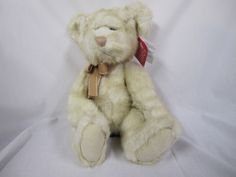 Sale Priced Annette Funicello Bear Fully Jointed Dapper Dan 15 Inches