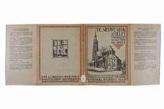 Boek uit 1923 - Nieuwe #Kerk te #Delft - #mausoleum van het huis van #Oranje : https://mulerius.ub.rug.nl/ui/item.php?id=877 @ArchiefDelft #bibliofiel