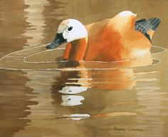 """Contemporary Painting - """"Reflections"""" (Original Art from Marcy Lansman)"""