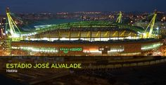 estadio do sporting - Pesquisa Google