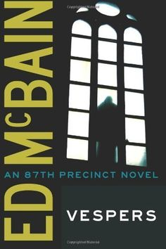 Vespers (87th Precinct Mysteries) by Ed McBain
