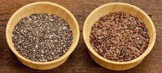Chia Seeds vs Flax Seeds: Which Is Healthier? Chia Seeds vs Flax Seeds: Which Is Healthier? by Dr. Flaxseed Oil Benefits, Flax Seed Benefits, Flaxseed Gel, Diabetes, Fun Baking Recipes, Dog Food Recipes, Healthy Recipes, Keto Recipes, Chia Vs Flax Seed